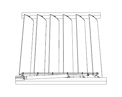 schema_brise_soleil_orientable_horizontal_ref_AS160x31