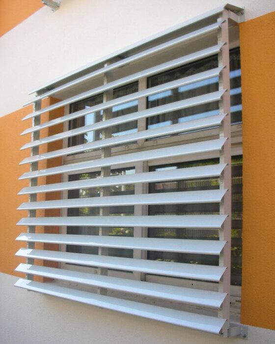 c180 lames clipsables simple peau brise soleil fixe. Black Bedroom Furniture Sets. Home Design Ideas